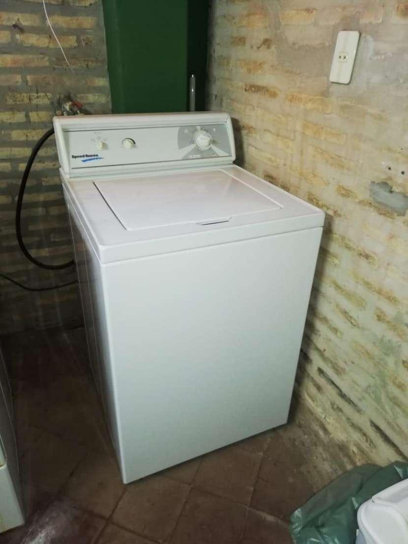 Lavarropa especial para lavandería - 0