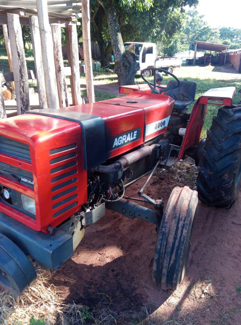 Tractor agrale 4300 - 0