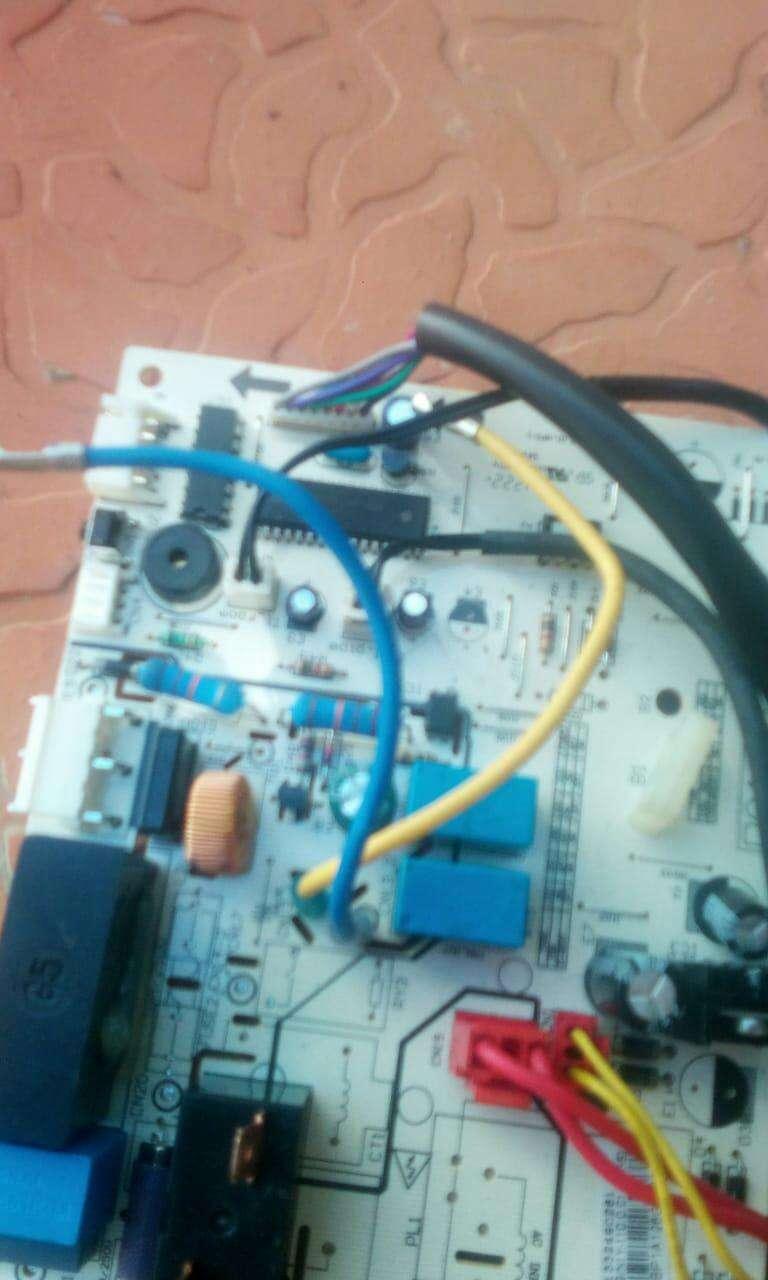 Reparacion placa de Aire Split - 0