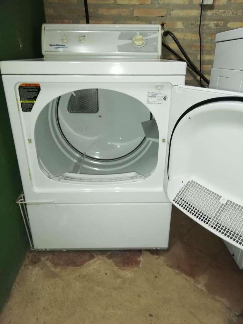 Lavarropa especial para lavandería - 1