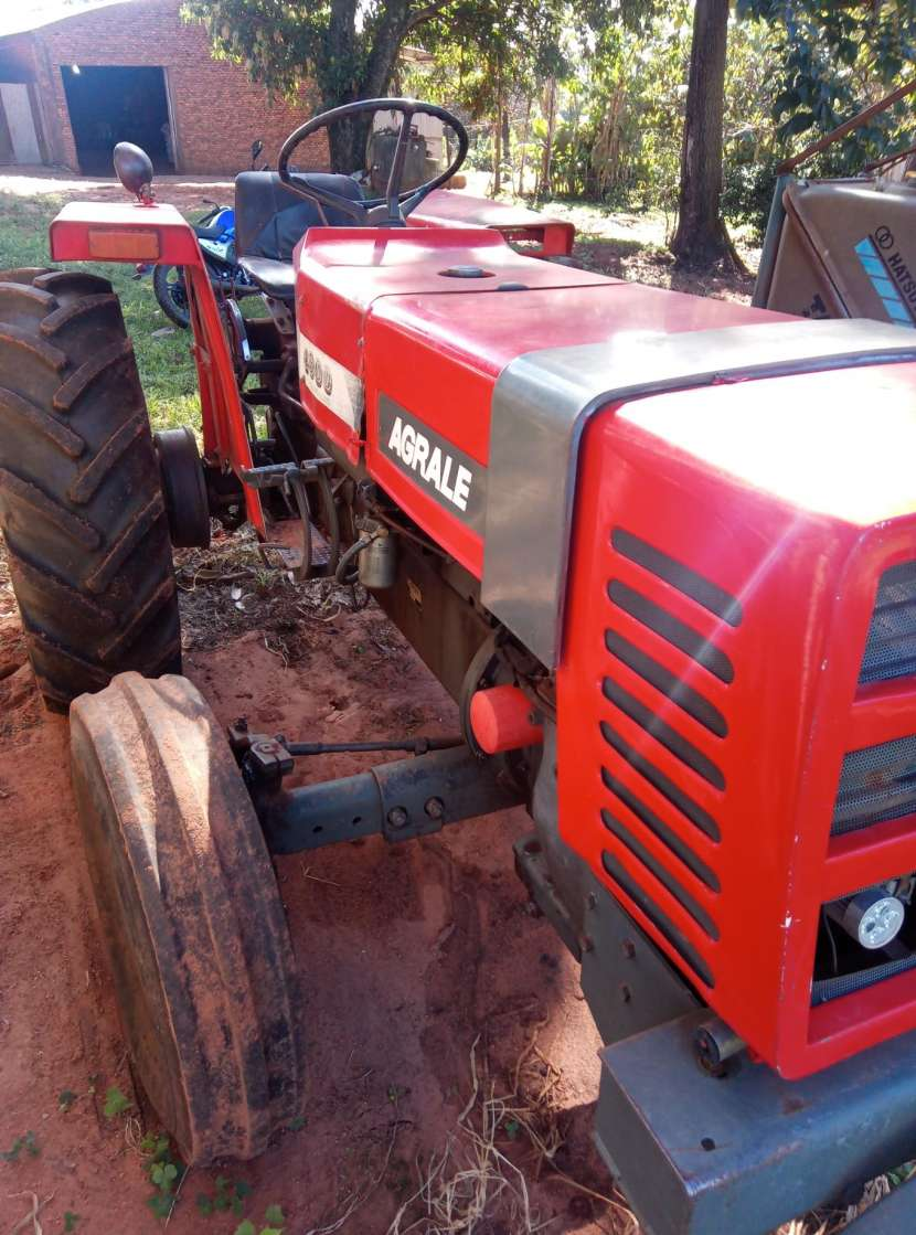 Tractor agrale 4300 - 1