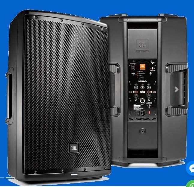 Caja de sonido JBL - 1