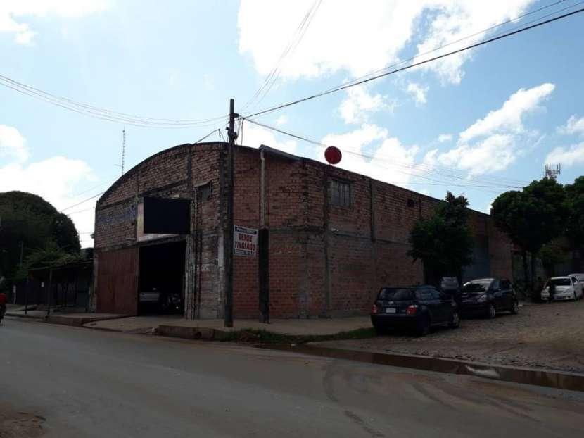 Depósito en Luque barrio isla bogado A1637 - 0