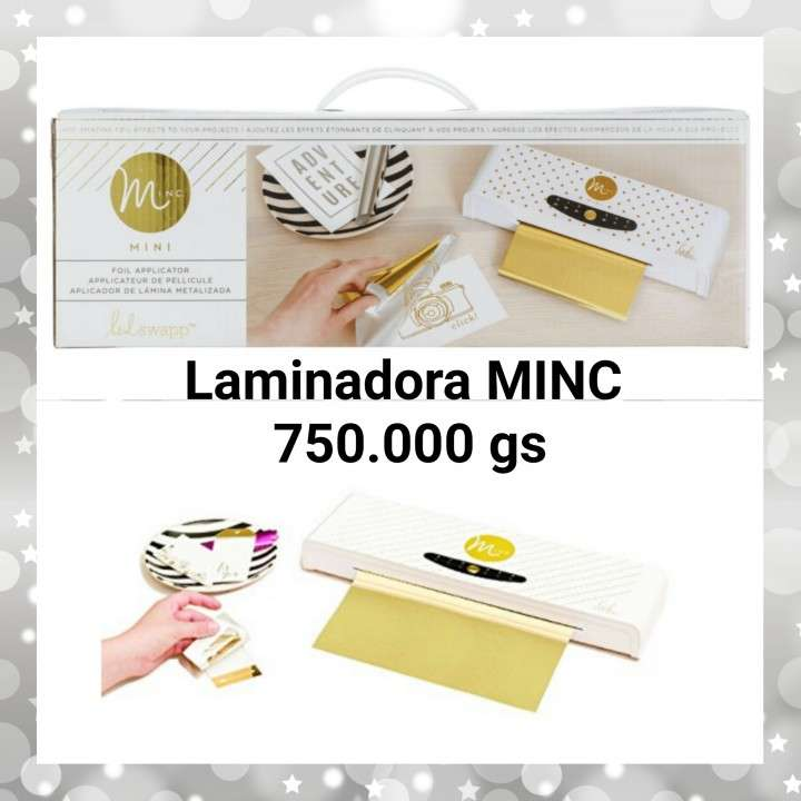 Laminadora MINC - 0