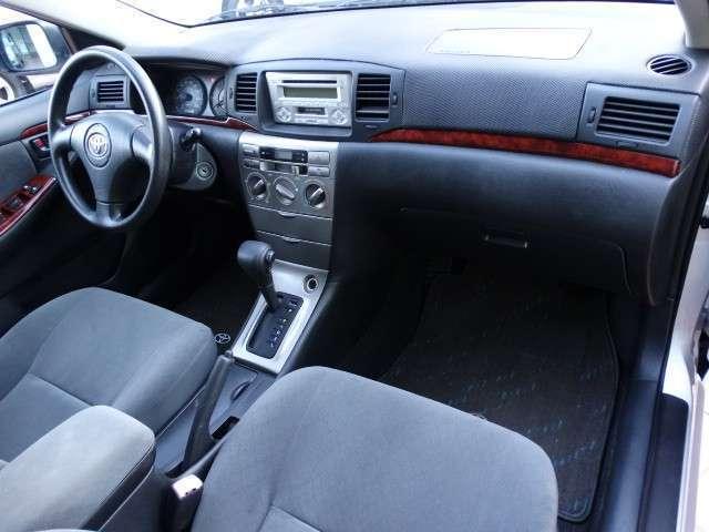 Toyota Runx 2005 - 6