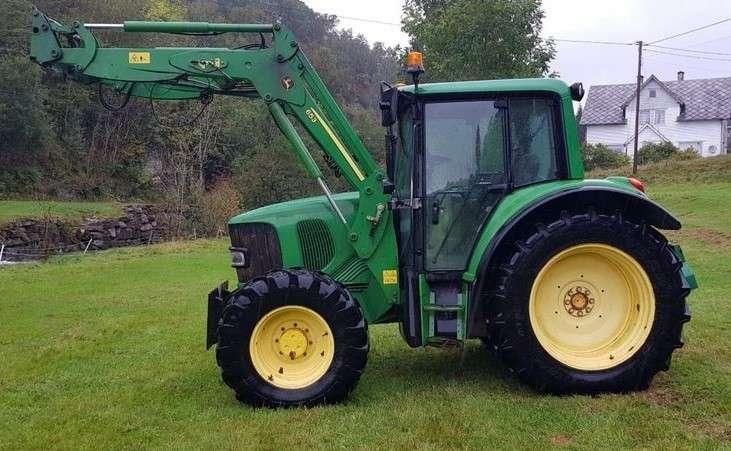 Tractor John deere 6320 Premium 2003 - 0