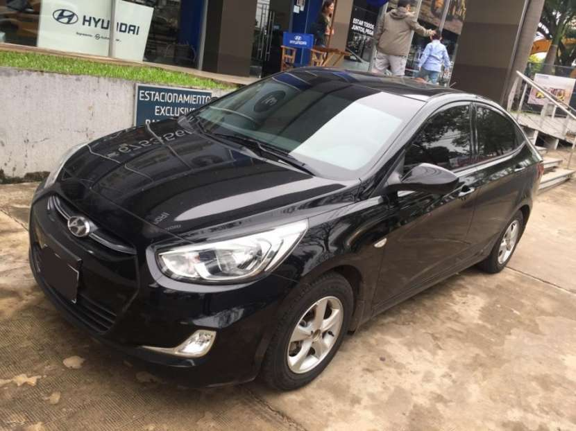Hyundai Accent 2016 GLS,