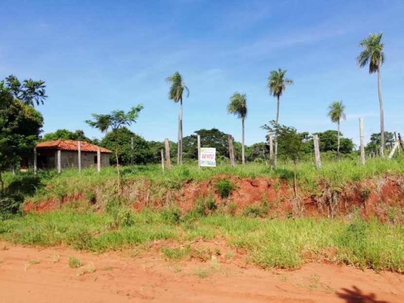 Terreno en Itauguá Km 29 - 1