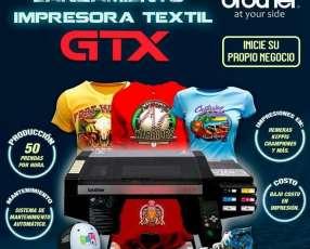 Impresora Textil Brother GTX