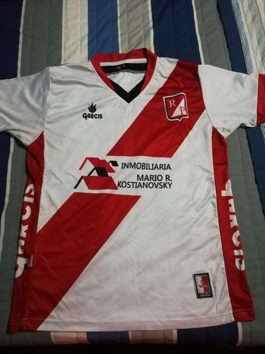 """Casaca de River Plate Py """"Kelito"""". - 0"""