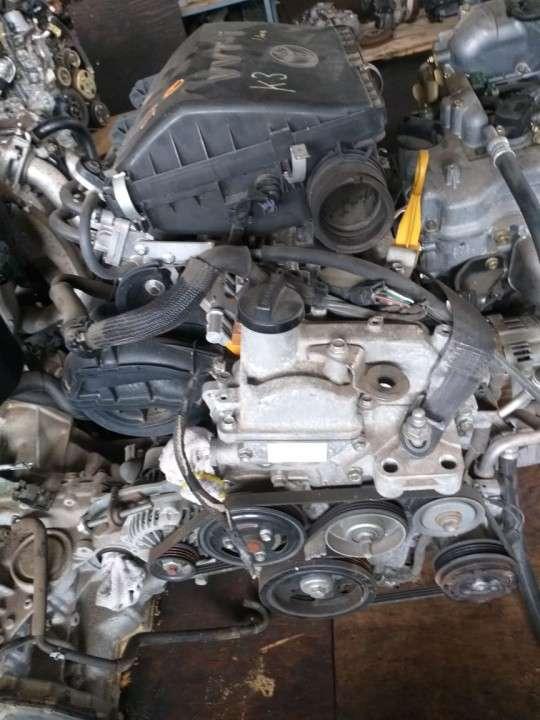 Motor K3 acelerador electrónico - 2
