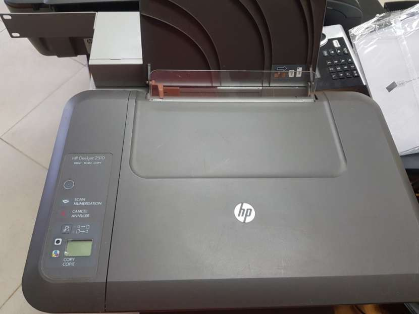 Impresoras hp deskjet f4480 - deskjet 2510 - 4