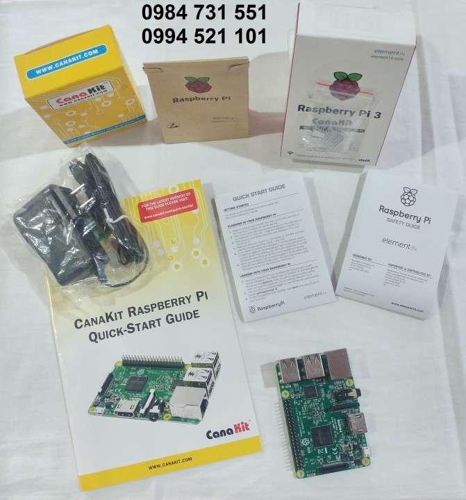 Raspberry Pi 3 B - 0