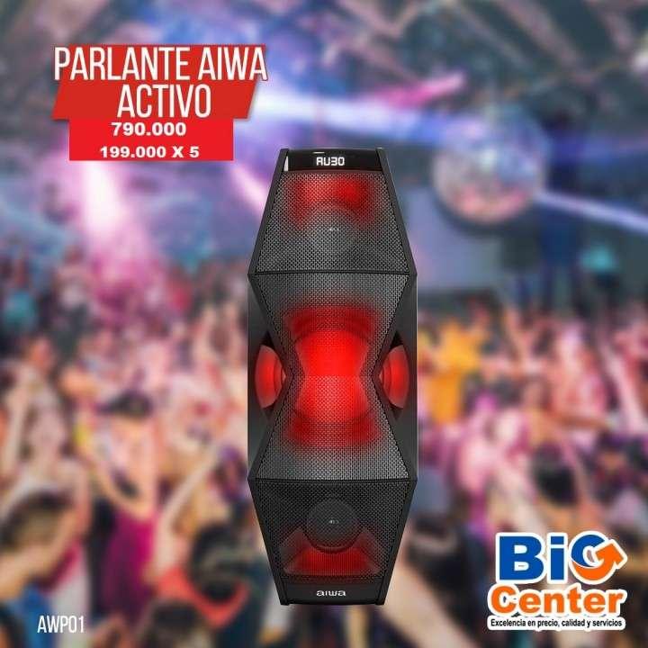 Parlante AIWA ACTIVO 100W - 0