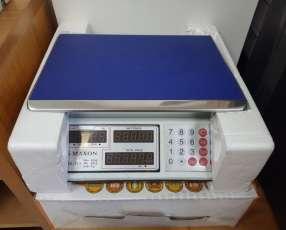 Balanza maxon mx 111 de 40 kilos 2v