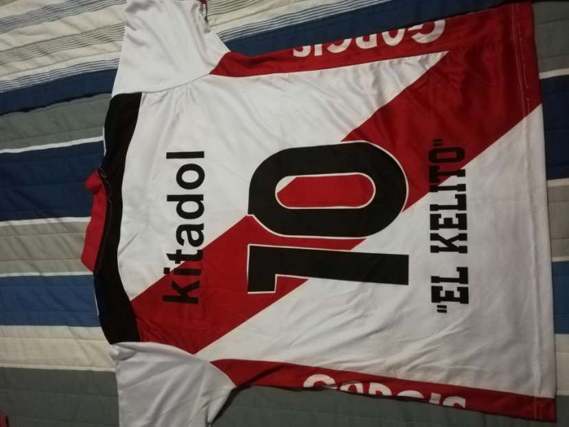 """Casaca de River Plate Py """"Kelito"""". - 1"""