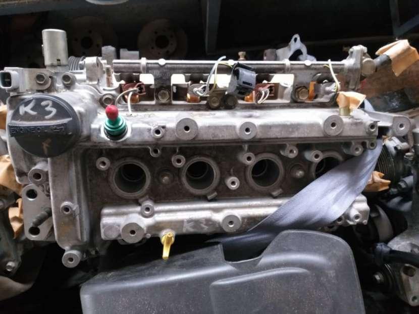 Motor K3 acelerador electrónico - 1