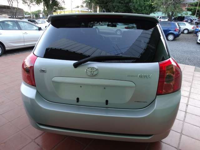 Toyota Runx 2005 - 2