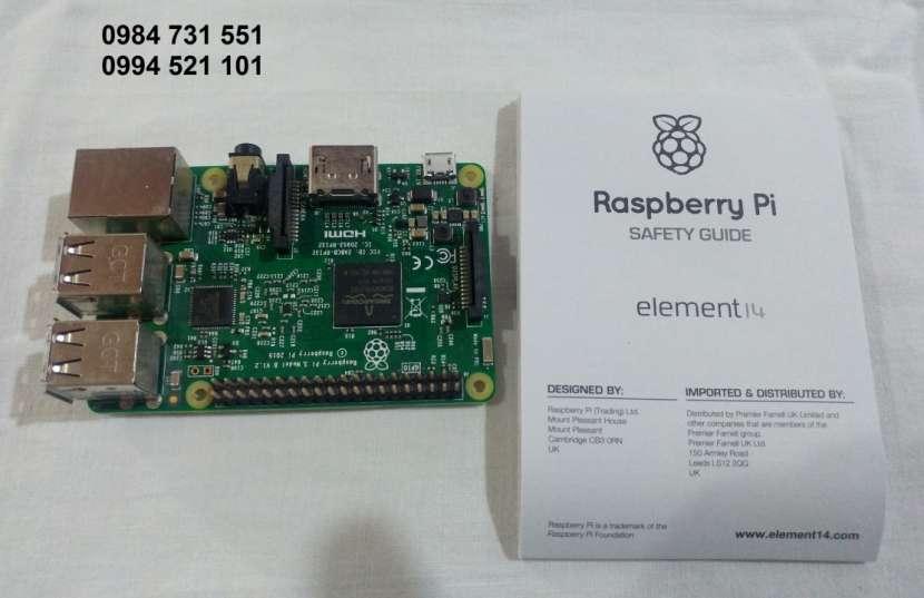 Raspberry Pi 3 B - 2