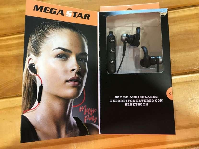 Auricular normal y con Bluetooth - 2