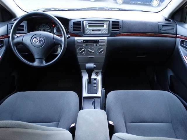 Toyota Runx 2005 - 5