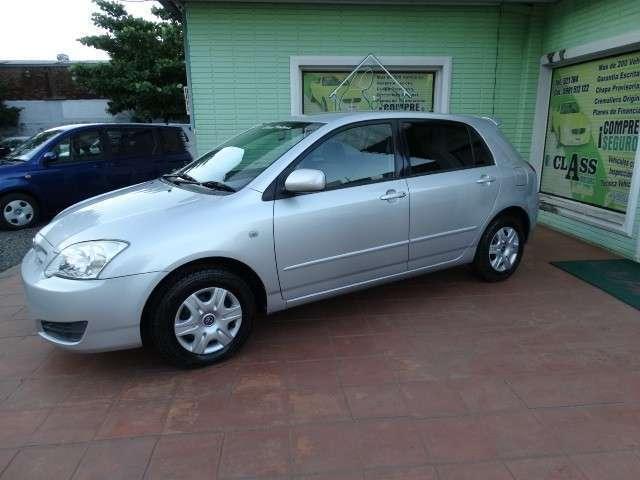Toyota Runx 2005 - 0