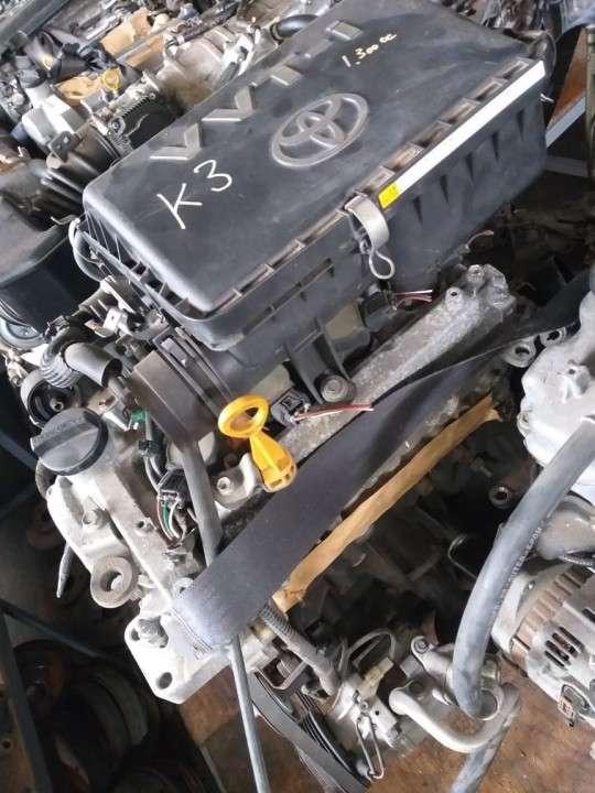 Motor K3 acelerador electrónico - 3
