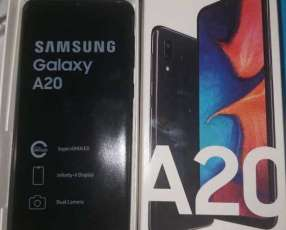 Samsung Galaxy A20 Negro 32 GB