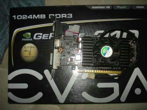 Nvidia Geforce 210 1 gb ddr3 - 0