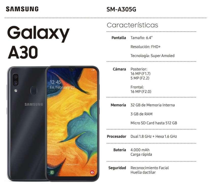 Samsung Galaxy A30 - 0