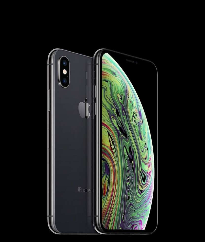 iPhone X 64 GB Space gray - 0