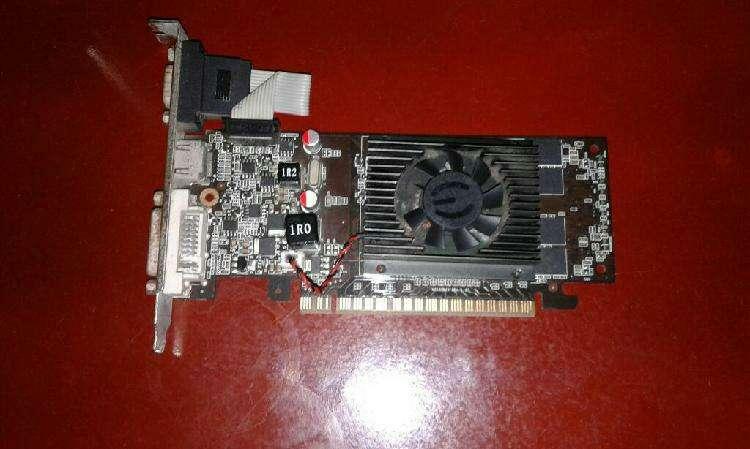 Nvidia Geforce 210 1 gb ddr3 - 1