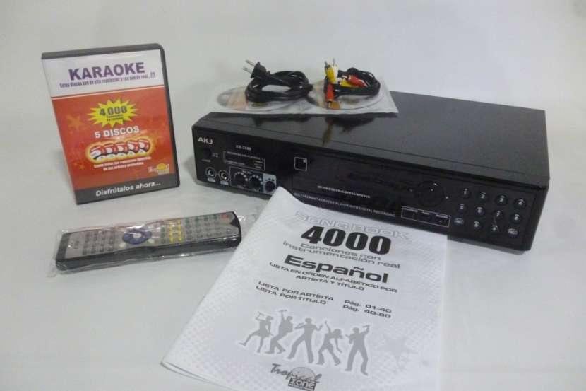 Profesional Karaoke Player Modelo KS-2000 - 1