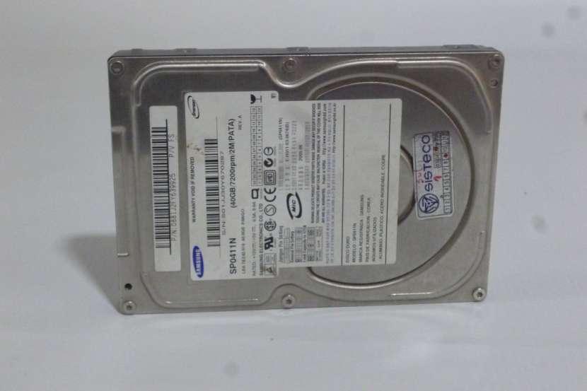 Disco duro sata 40 gb pata 7200 rpm - 1