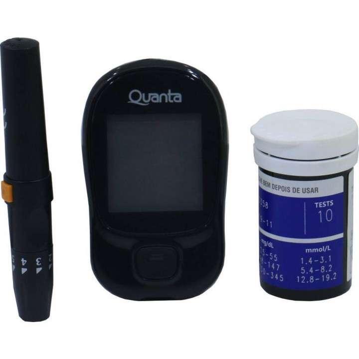 Medidor de glucosa - 0