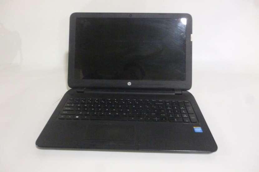 Notebook HP 15 Intel Celeron 2Core - 4G RAM - 500G SD - 1