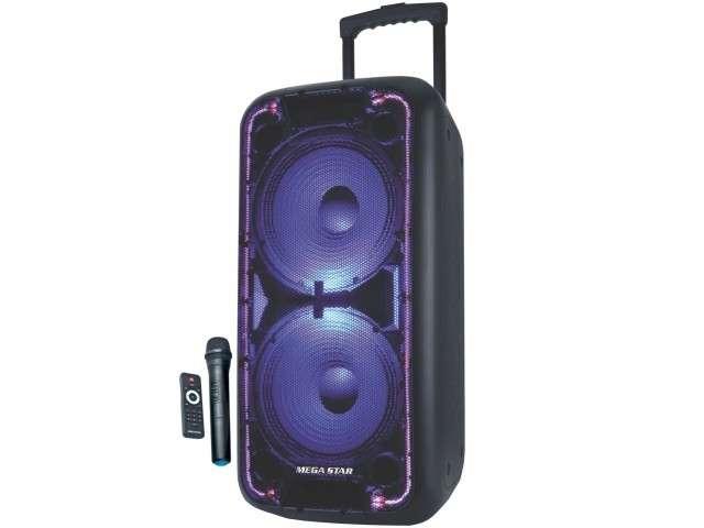 """Parlante karaoke 10"""" - 0"""