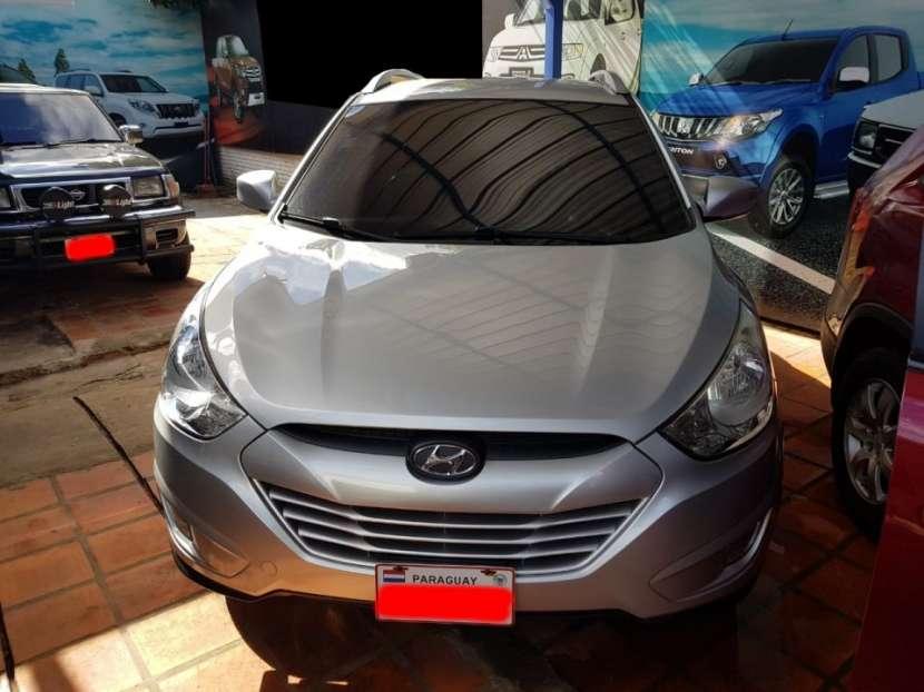 Hyundai tucson 2.012. nafta. automatico.
