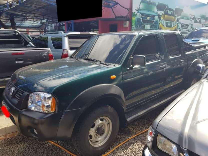 Nissan frontier. 2.007. qd32. 4x4. doble cabina. verde.