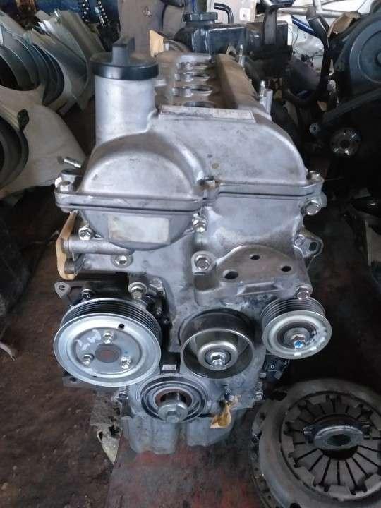 Motor 2SZ fe 1300cc pelado - 3