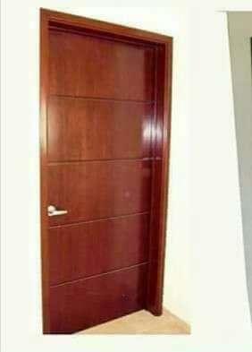 Puertas placas con diseño p/interior - 2