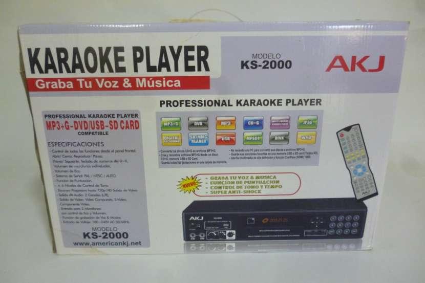 Profesional Karaoke Player Modelo KS-2000 - 2