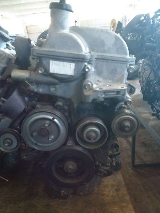 Motor 2SZ fe 1300cc pelado - 7