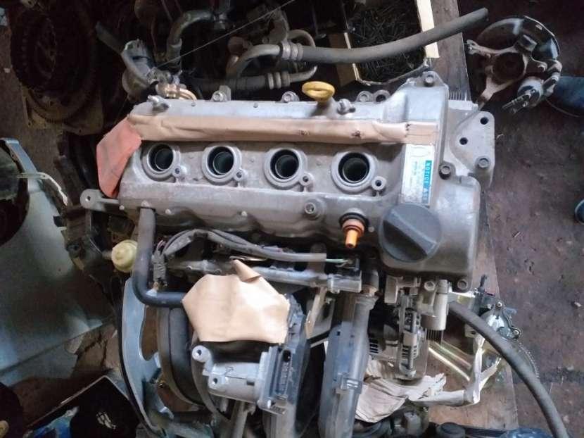 Motor 2SZ fe 1300cc pelado - 2