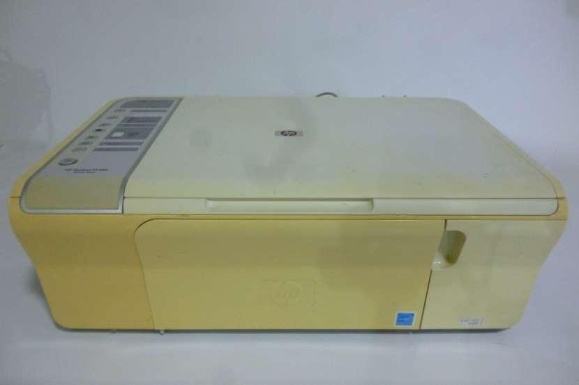 Impresora Multifuncion - Todo-en-Uno HP DeskJet F4280 - 0