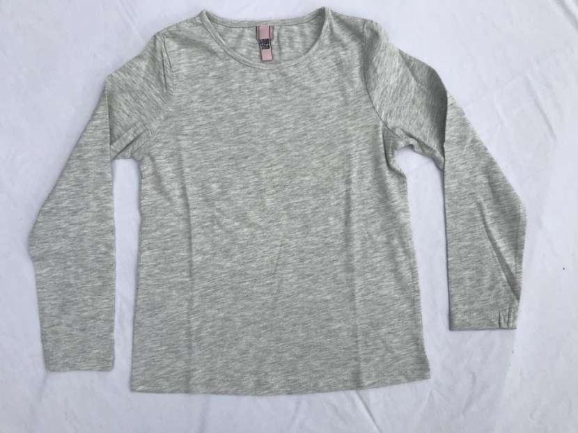 Blusita manga larga 100% algodón - 5