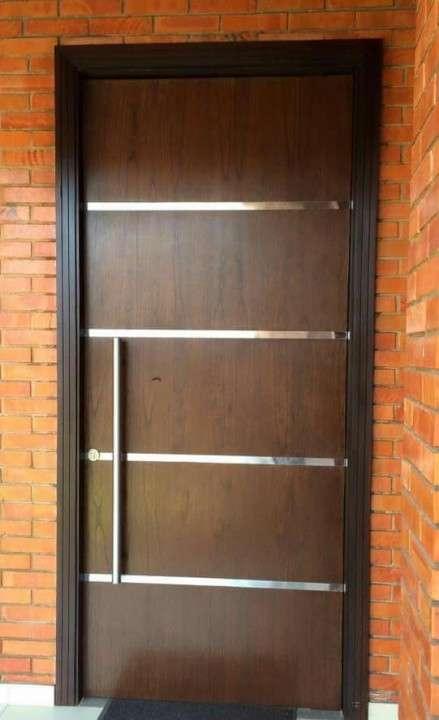 Puertas placas con diseño p/interior - 3