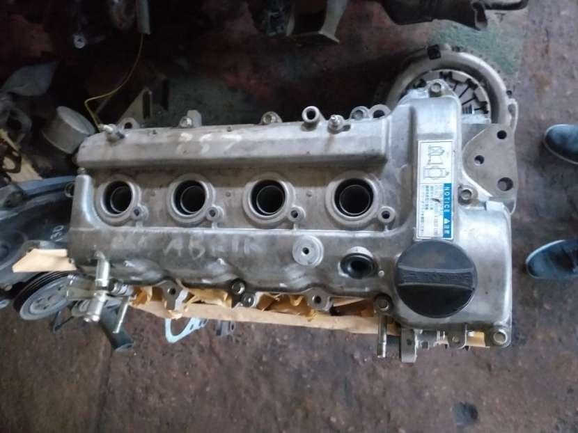 Motor 2SZ fe 1300cc pelado - 5