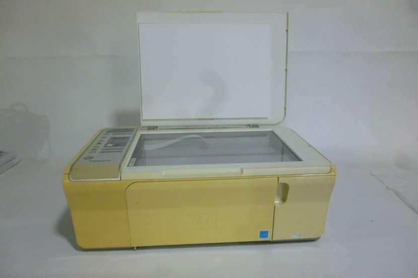 Impresora Multifuncion - Todo-en-Uno HP DeskJet F4280 - 1