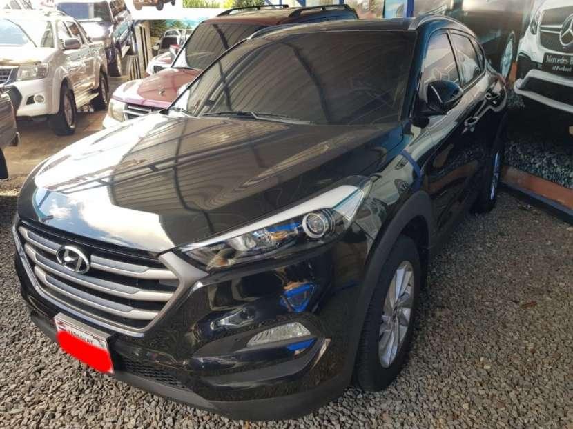 Hyundai tucson 2.016. automatico. diesel.